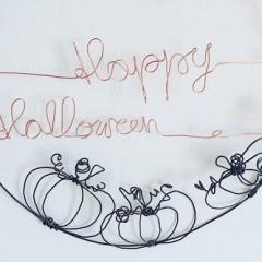 Cerchio Happy Halloween