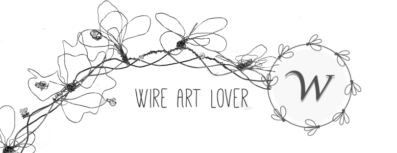 wireartlover - wire art lover creazioni in filo di ferro