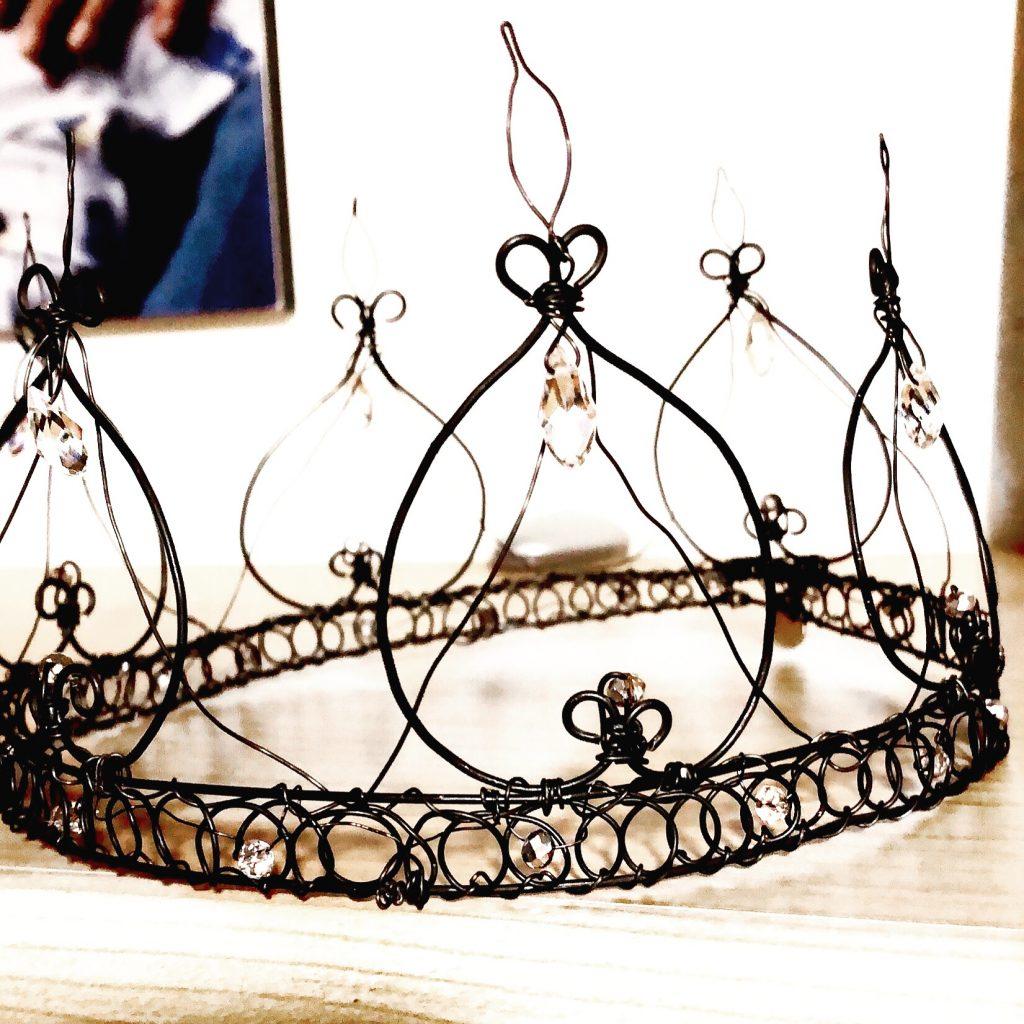 Il vento del Nord - Corona, crown, couronne